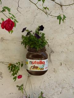Italian plant pot