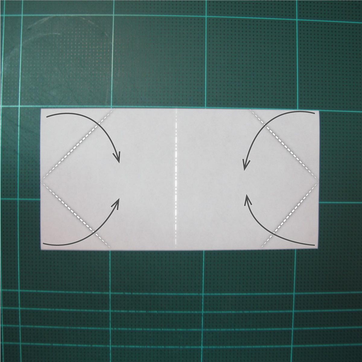 การพับกระดาษแบบโมดูล่าเป็นดาวสปาราซิส (Modular Origami Sparaxis Star) 002