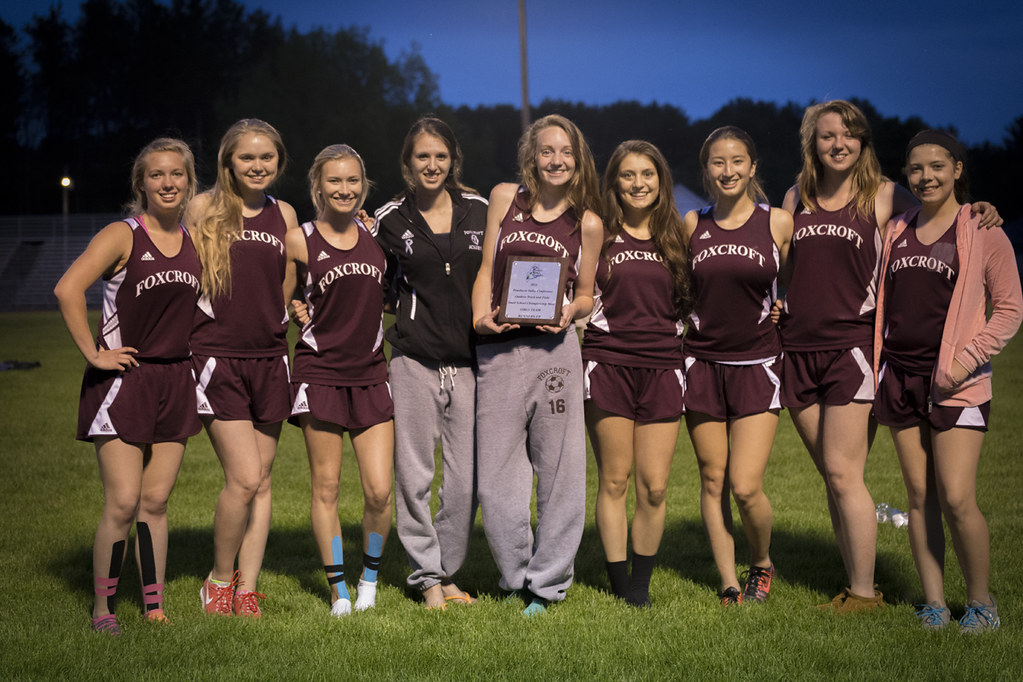 Girls team award