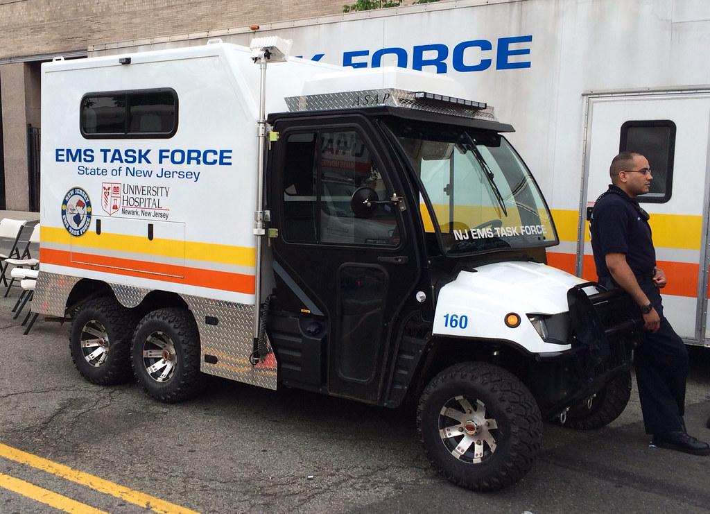 University Hospital, Newark, NJ - EMS Task Force | Tom Link | Flickr