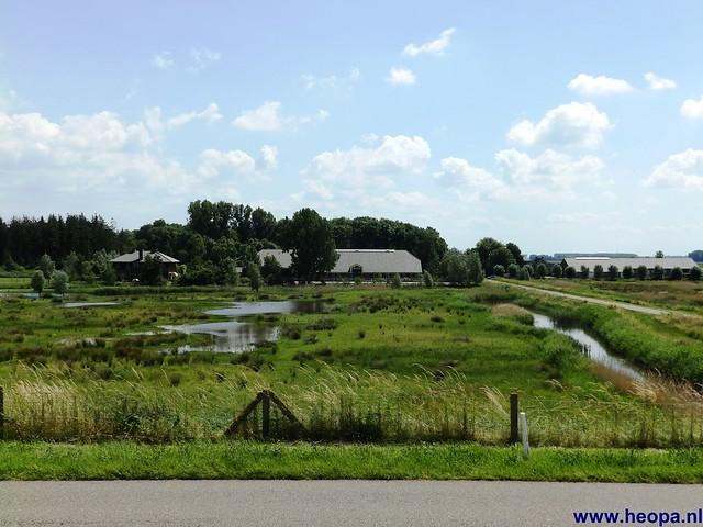 12-06-2014 Dronten Roggebotzand  20 Km (50)