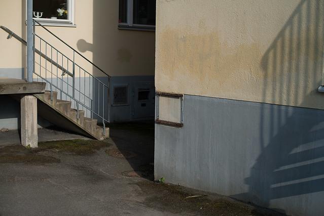 Scene From The School
