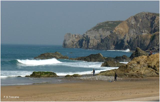 Costa Vasca 4. Bakio. Basque Coast 4. Bakio.