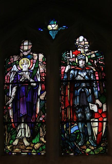 All Saints' Church, Newton Linford (6)