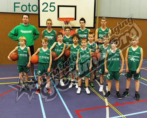 Teamfoto's 2013
