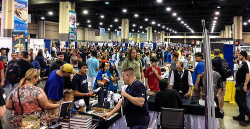 There Were Lots of People at HeroesCon | by Trey Piepmeier