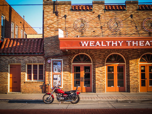 Wealthy Theatre | by Jack Amick