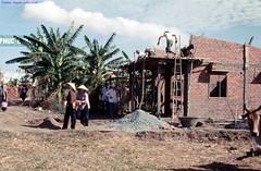 Dinh Tuong 1972 - Thạnh Nhựt, Gò Công Tây - Photo by Gene Whitmer