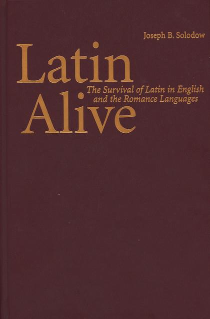 Cambridge University Press - Joseph B. Solodow - Latin Alive