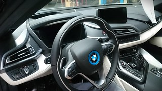 BMW i8 spatial | by Falcon_33