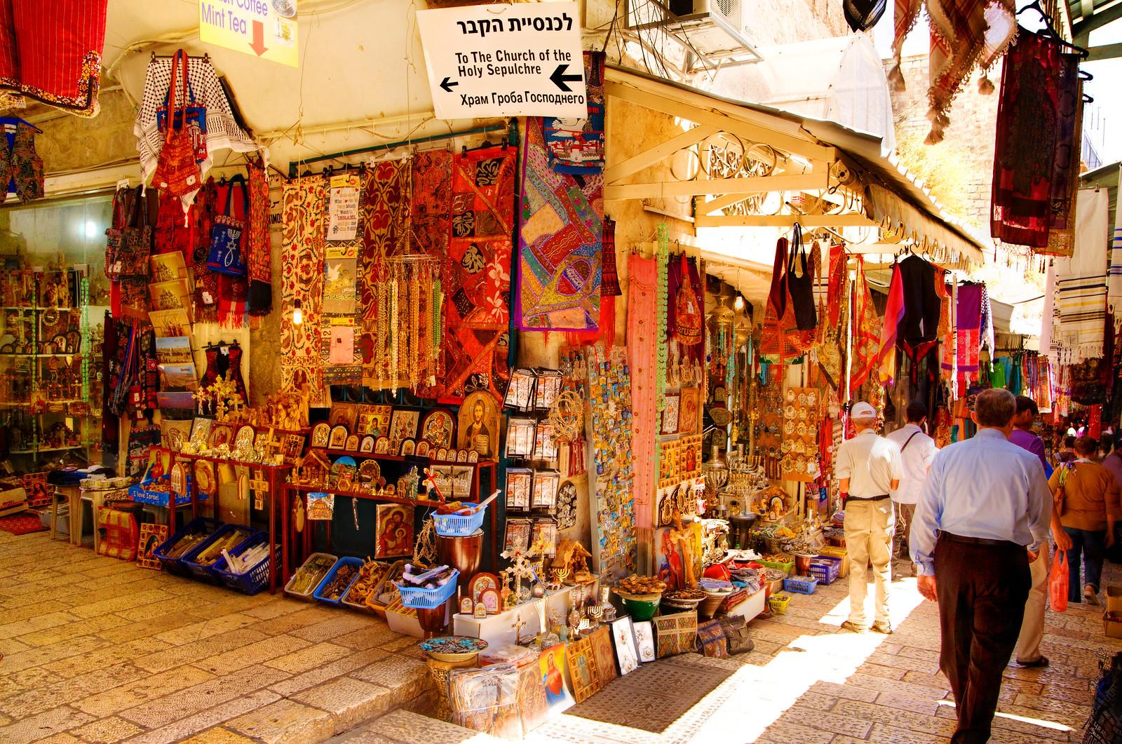 Jerusalem_OLd City market_7_Noam Chen_ IMOT