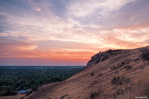 sunset fan darwin panasonic idaho boise castlerock 1445 gf1 fandarwin
