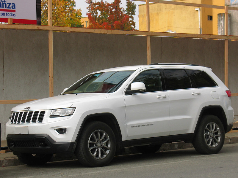 Jeep Grand Cherokee 3.0 CRD Laredo 2014