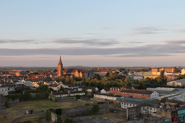 Last morning in Limerick
