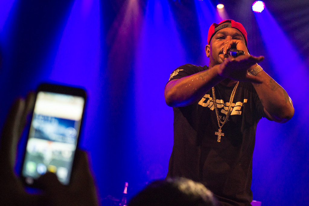 Cam'Ron - First of the Month Tour @ Club Soda, Montréal
