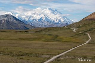 Road to Denali   by wenjieqiao