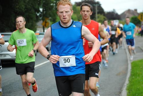 Tullamore Harriers Half Marathon 2014 (Start)