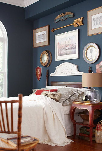 Patriotic Bedroom | by Alderman Company Photography