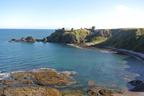 Dunnotar Castle, Stonehaven | by Maurice King