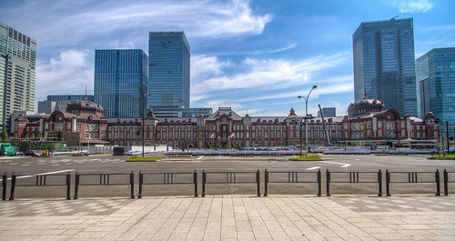 Tokyo Station | by i_plus