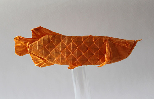 dragon fish ver.1.5 | by paper folding artist redpaper