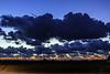amanecer con nubes by ibzsierra