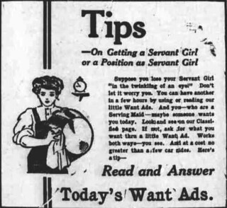 Servant Girl | by Hawaii Digital Newspaper Program UH Manoa Library
