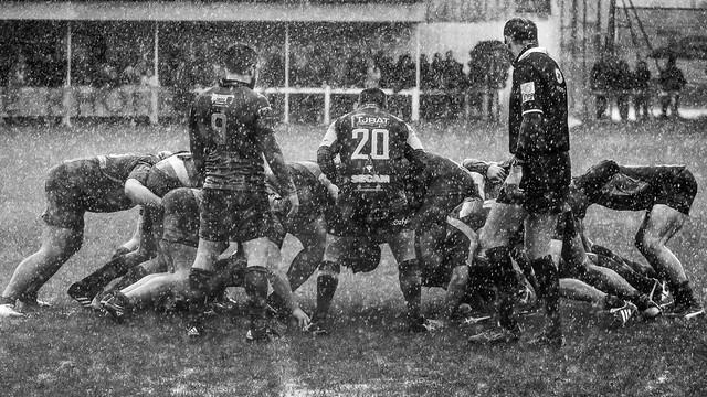 Scuba rugby