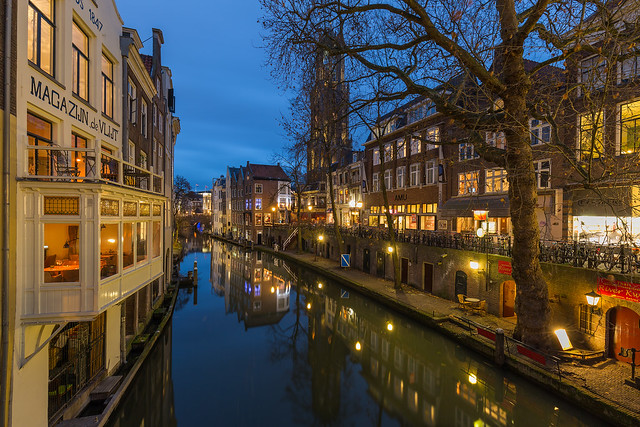 Magazijn de Vlijt - Utrecht