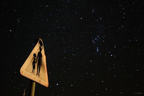 Space Triangles   by Gordon Mackie