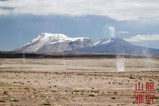 Andean Dust Devils | by DragonSpeed