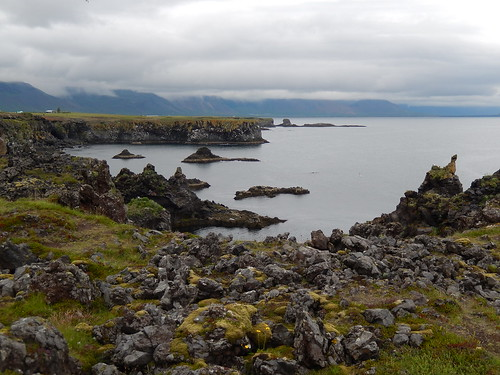 IJsland - Snaefellsnes - Hellnar - 4