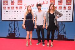 Sandra Navarro, Manel Raga, Núria Raga