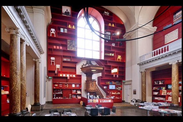 schiedam stedelijk museum entreehal 02 2014 mvrdv (hoogstr)
