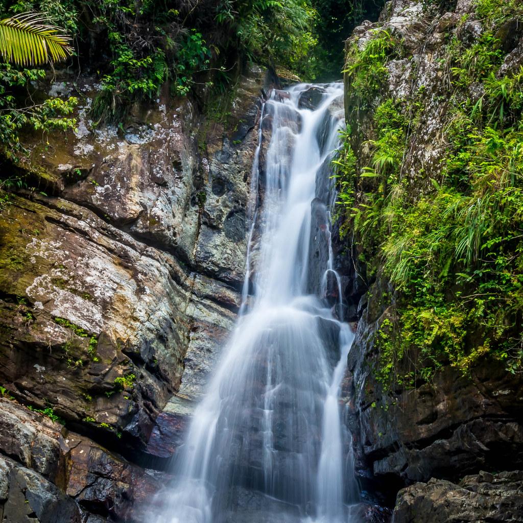La Mina Falls, El Yunque National Forest, Puerto Rico | Flickr