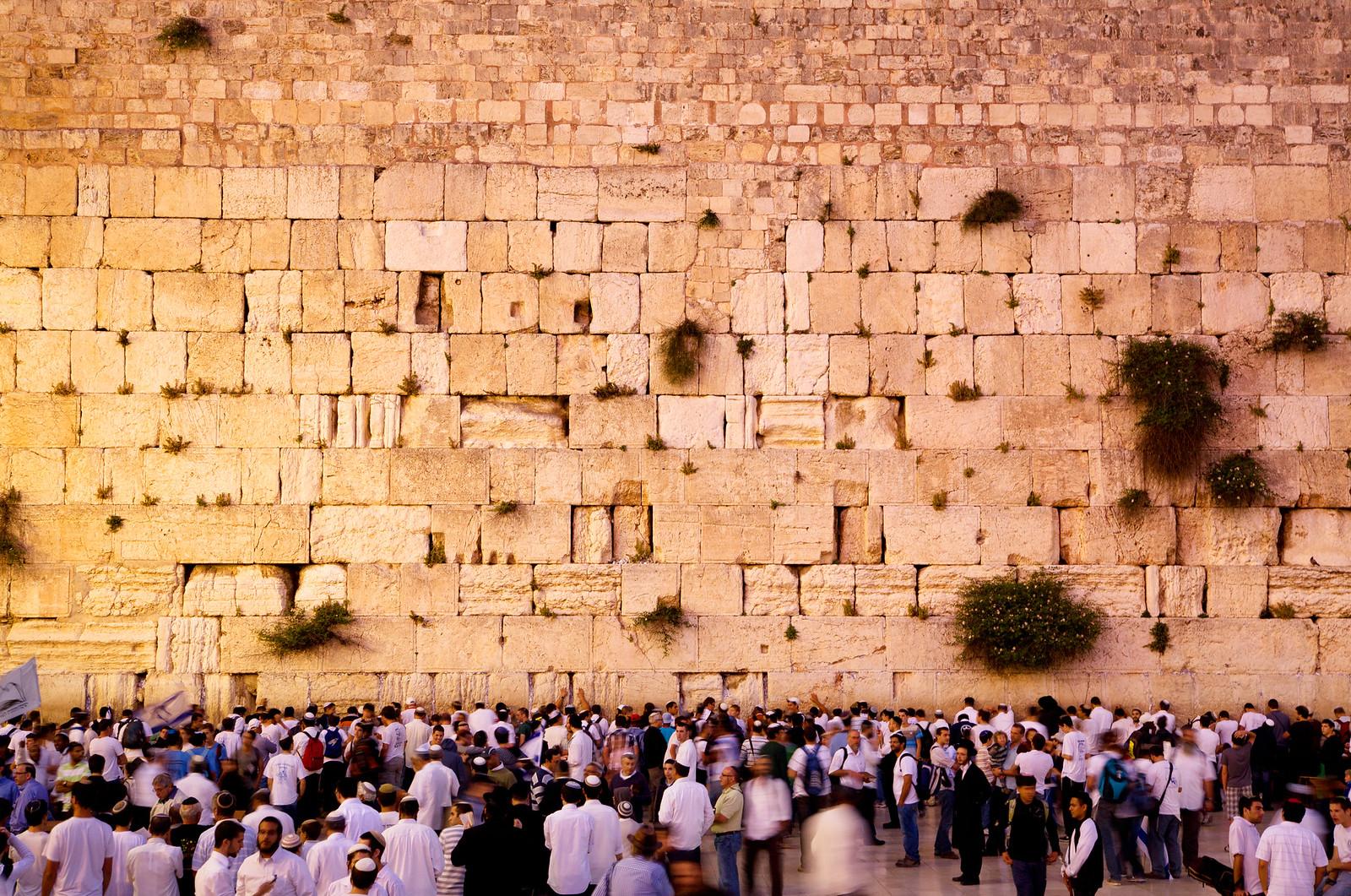 Jerusalem_Western Wall_3_Noam Chen_IMOT