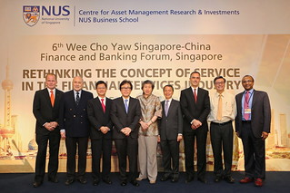 6th Wee Cho Yaw Singapore-China Finance and Banking Forum, 25 July 2014