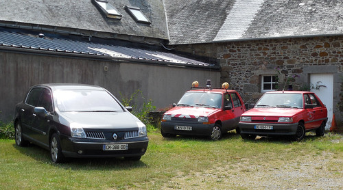 Renault Vel Satis/5/11 collection | by Spottedlaurel