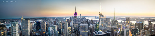 New-york city panorama [explored]