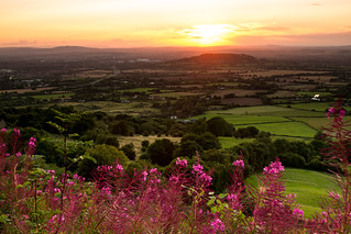 Crickley Hill Sunset | by Robert Burton Photography