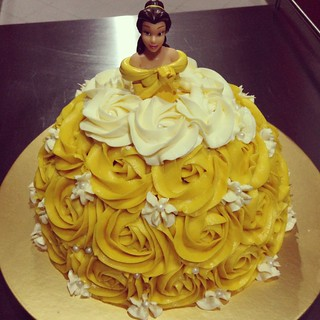 Super Princess Belle Doll Cake Maria Disney Disneyprincess Flickr Funny Birthday Cards Online Kookostrdamsfinfo