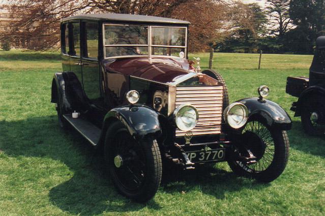 Rolls-Royce - YP 3770
