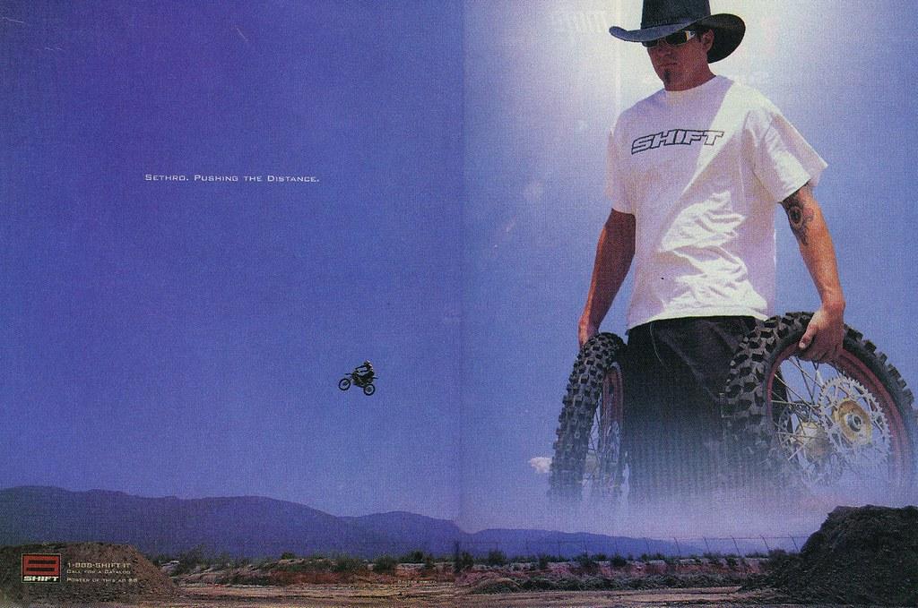 1998 Shift Seth Enslow Ad | Tony Blazier | Flickr