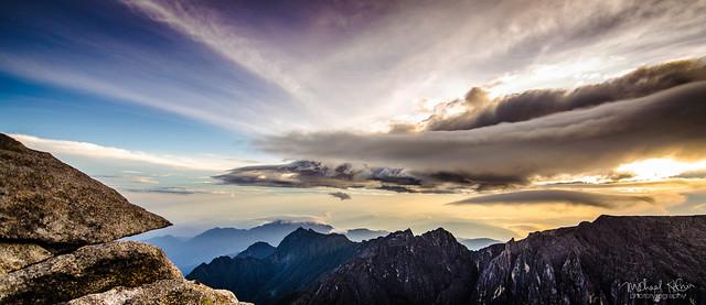 2014-09-04 Mt.Kinabalu Climb - Chapter 7 - Powering Up Low's Peak