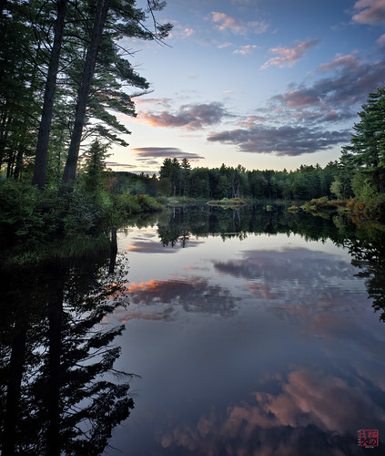 sunset reflections unitedstates walk massachusetts tully royalston explored tullylake fall2014