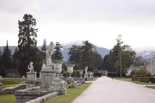 powerscourt statues | by The Art of Exploring