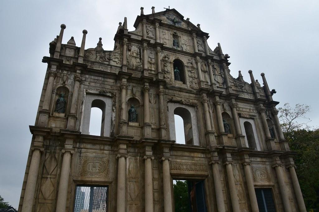 Ruins of the Church of St. Paul, Macau, 1602 (11)