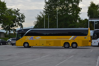 Pacific Jet Link Coach lines Setra S417 unit 8009 | by Dannny29