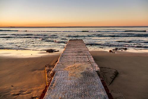 winter sunset seascape beach canon landscape southafrica rebel pier indianocean coastal xs dslr easterncape portelizabeth nelsonmandelabay sigma18250mmf3563dcmacrooshsm