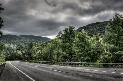 road green cloudy streetphotography jungle hdr